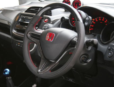 J's Racing - Sports Steering Wheel