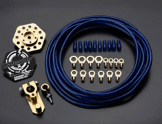 Greddy - Ground Wiring Kit