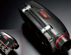 Toda - Sports Injection - Dry Carbon Surge Tank