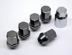 RAYS - Duralumin Lock & Nut Set - Standard
