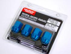 Short Type/4 Hole Dura Nut - 4 Piece Set