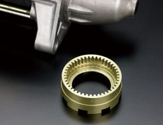 Toda - Starter Motor Strengthened Internal Ring Gear