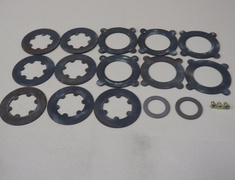 - Disc Kit 12kgf/m - 38420-RS650/660 - LSD: R200 Type - 3843S-RS651