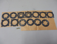 - Disc Kit 8kgf/m - 38420-RS500/520/580/581/585/586 - LSD: R200 Type - 3843S-RS520