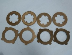 MR2 - SW20 - Repair Kit - Plates - Listed for Parts 41301-SW211, 41301-SW202 - Toyota - MR2 SW20 Turbo - 40107-AW