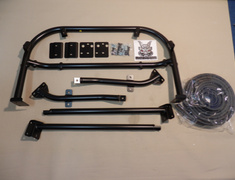 70020-XGS-K3S0 Mugen - 5 Point Roll Bar - S2000