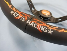 KEY!S Racing - Steering Wheel - Fossa Magna