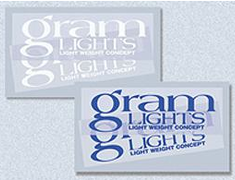 RAYS - Merchandise Stickers