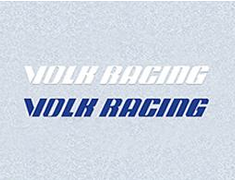 Volk Racing - Wide 200mm x 20mm - Blue