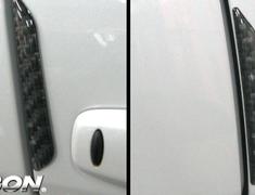 Hasepro  - Carbon Door Protector
