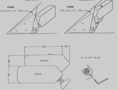 Craft Square - TCA-F Triangle Corner Mirror