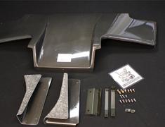 Skyline GT-R - BNR34 - Material: Carbon - TSRDP-BNR34
