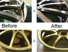 RAYS - Rays Wheel Maintenance
