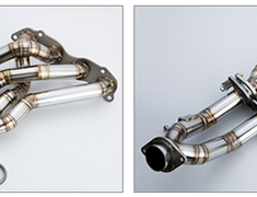 Civic Type R - FD2 - FD2 - Honda - Civic - FD2 - 2 Piece 4-2-1 Design - 42.7-50.8-60.5mm Piping