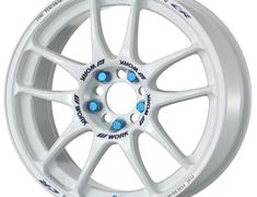 Work Wheels - Work Emotion CRKai - Wheel sold separately.