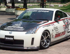 ChargeSpeed - Bottom Line - 350Z
