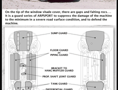 ARP Sport - Guard Lineup