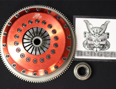 STR2CD Nissan - Skyline - R32/R33 - RB20/RB25DET - Twin Plate - Dampered - includes sleeve bearing
