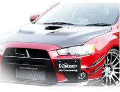 Varis - VRS - Cooling Bonnet EVO IX