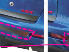 Hasepro -  Rear Panel
