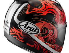 Arai - Profile - Riptide - Red Back