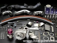 HKS - GT Full Turbine Kit