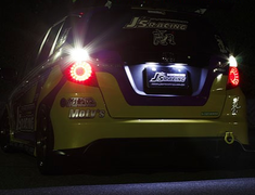 J's Racing - Stellar V - LED Tail Lights