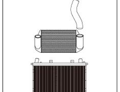 Greddy - RX7 V-Mount Layout Kit