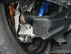 Kansai Service - Brake Cooling Air Guide