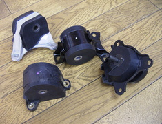 Alex Motorsports - Engine Mount Set