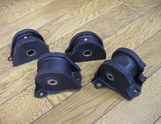 Alex Motorsports - Engine Mount Set