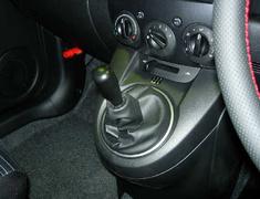 Alpha Motorsports - Rigid - Racing Shift Knob - DE5FS