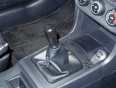 Alpha Motorsports - Rigid - Racing Shift Knob - CZ4A