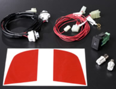 Valenti - LED Rear Fog Lamp Kit