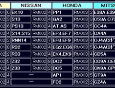 Alpha Motorsports - Rigid - Muffler Ring - Table 1