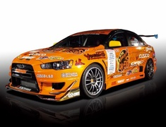 M Sports - SP Body Kit - Evo X