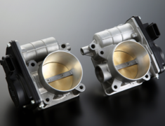 GT-R - R35 - New Throttle Bodies Included - R35