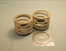 Universal - Spring Rate: 1.5 kgf/mm - Free Length: 60mm - Inner Diameter: 65mm - H65-060-015