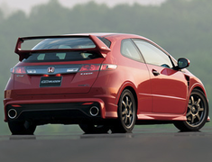 Mugen - Aerodynamics - Civic Type R Euro