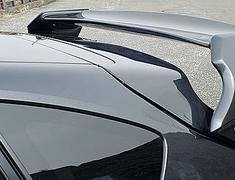 Varis - Extremor Body Kit - Subaru WRX - Rear Wing + Base
