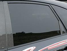 Varis - Extremor Body Kit - Subaru WRX - Carbon Pillar Garnish