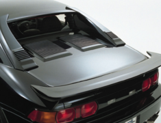 MR2 - SW20 - Material: FRP - Roof Duct Spoiler