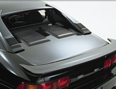 MR2 - SW20 - Toyota - MR2 - SW20 - Roof Duct Spoiler
