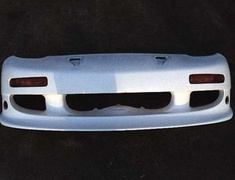 RE Amemiya - FD3S AD Facer-R Front Bumper