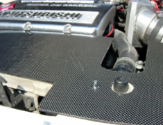 Project F - Radiator Cooling Panel