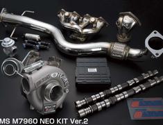 Tomei - ARMS M7960 NEO Hard Tune Turbine Kit - Evo 8/9 - Version 2