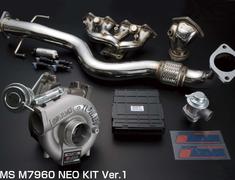Tomei - ARMS M7960 NEO Hard Tune Turbine Kit - Evo 8/9 - Version 1