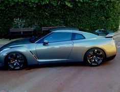 R35 Lowered 45mm