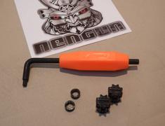 Nissan BNR32 Adjustable knob + Knob Inner