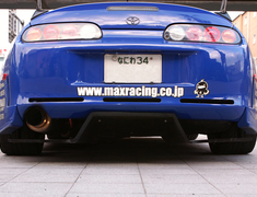 Max Racing - Rear Diffuser